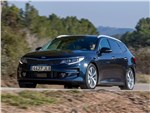 Kia Optima Sportswagon 2016 Спортивный дух
