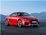 Audi TT RS Coupe 2017 вид спереди