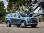Chevrolet Trailblazer 2016 Борьба за статус