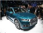 Audi Q5 2017 Опять Q5