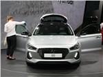 Hyundai i30 2017 вид спереди