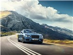 Bentley Flying Spur W12 S 2017 вид спереди