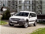 Lada Largus Cross - Lada Largus Cross 2014 Повышение в ранге
