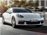 Porsche Panamera 4 E-Hybrid 2017 Госпожа эффективность