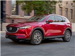 Mazda CX-5 2017 Любимец публики