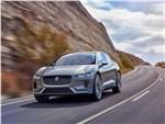 Jaguar I-Pace Concept 2016 Первый электрический
