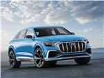 Audi Q8 concept 2017 Купе на вырост