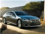 Lexus LS500 2017 Философия гостеприимства