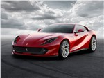 Ferrari 812 Superfast 2018 Сверхбыстрый