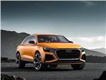 Audi Q8 Sport Concept 2017 Спортивная закалка