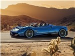 Pagani Huayra Roadster 2017 Крепкий орешек