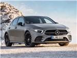 Mercedes-Benz A-Class 2019 Разговор с машиной