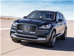 Lincoln Aviator Concept 2018 Полетели!