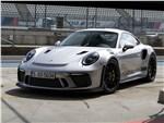 Porsche 911 GT3 RS 2019 вид спереди