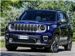 Jeep Renegade 2019 Наведение лоска