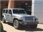 Jeep Wrangler серии JL