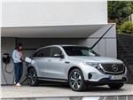 Mercedes-Benz EQC 2020 Шик и электричество