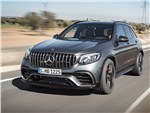 Mercedes-Benz GLC63 S AMG 2018