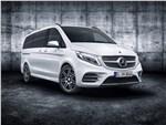 Mercedes-Benz V-Class - Mercedes-Benz V-Klasse 2020 Звёздные технологии