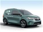 Renault Kangoo Z.E. concept 2019