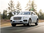 Bentley Bentayga - Bentley Bentayga 2016 вид спереди
