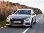 Audi A6 - Audi A6 2019 вид спереди
