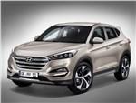 Hyundai Tucson 2016 В погоне за модой