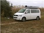 Volkswagen Caravelle вид спереди