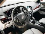 Cadillac ATS - Cadillac ATS 2012 водительское место