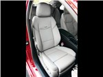 Cadillac ATS - Cadillac ATS 2012 передние кресла