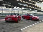 Porsche 718 Boxster, Porsche 718 Cayman