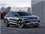 Audi Q4 Sportback e-tron Concept 2020