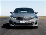 BMW 6-Series Gran Turismo 2021 вид спереди