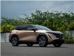 Nissan Ariya - Nissan Ariya (2021) вид спереди