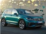Volkswagen Tiguan - Volkswagen Tiguan (2021) вид спереди