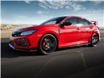 Honda Civic Type R - Honda Civic Type R (2020) вид спереди
