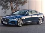 Jaguar XF - Jaguar XF (2021) вид спереди