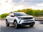 Opel Mokka - Opel Mokka (2021) вид спереди