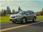 Subaru Forester - Subaru Forester 2019 вид спереди