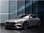 Hyundai Genesis G70 - Genesis G70 (2021) вид спереди