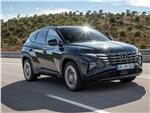 Hyundai Tucson - Hyundai Tucson (2021) вид спереди