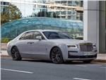 Rolls-Royce Ghost - Rolls-Royce Ghost (2021) вид спереди