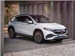 Mercedes-Benz EQA - Mercedes-Benz EQA (2022) вид спереди