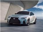 Lexus IS - Lexus IS (2021) вид спереди