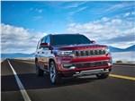 Jeep Wagoneer - Jeep Wagoneer (2022) вид спереди