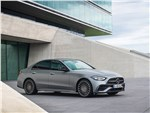 Mercedes-Benz C-Class - Mercedes-Benz C-Class (2022) вид спереди
