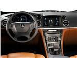 Luxgen Luxgen 7 - Интерьер Luxgen 7 место водителя