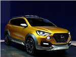 Datsun GO-cross - Datsun GO-cross concept 2015 вид спереди