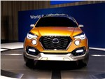 Datsun GO-cross - Datsun GO-cross concept 2015 вид спереди 2