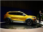 Datsun GO-cross - Datsun GO-cross concept 2015 вид сбоку